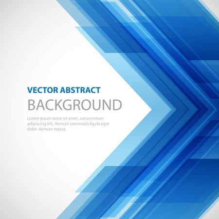 Abstract background with geometric elements. EPS 10
