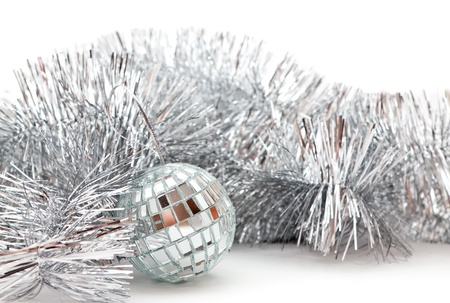 Christmas glassy shiny ball for home decoration Stock Photo - 16380032