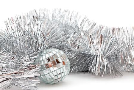 Christmas glassy shiny ball for home decoration Stock Photo - 16380032
