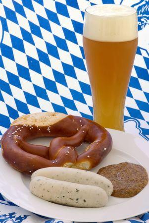 weisswurst: Weisswurst Breakfast