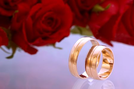 Wedding Rings Stock Photo - 4672294