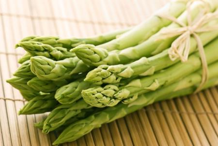 Green Asparagus photo
