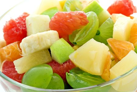 cocktail de fruits: Cocktail de fruits