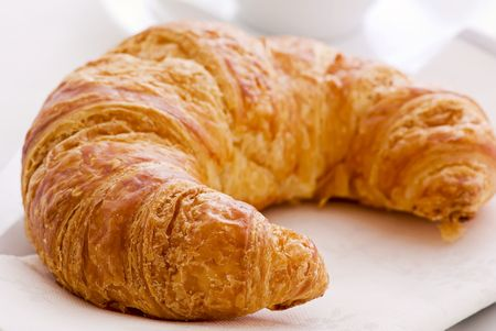 croissant: Croissant Breakfast