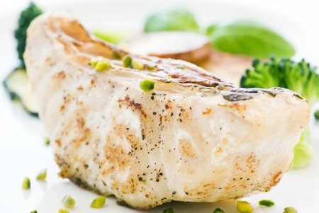Parrot Fish Steak Stock Photo - 7650250