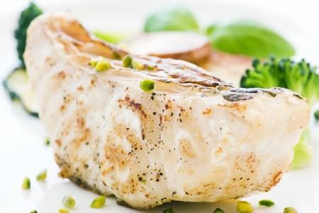 Parrot Fish Steak Stock Photo - 7650250