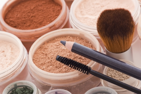 mascara: Makeup