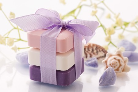 scented: Scented Soap