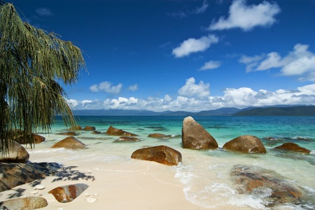 Tropical Beach Stock Photo - 8458713