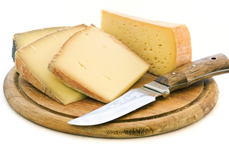 cheese platter: Mountain Cheese Colletion