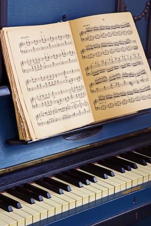 clavier: Piano Stock Photo