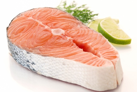 muster: Salmon Steak