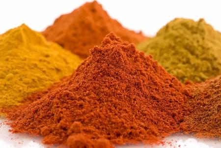 masala: Mezcla de especias