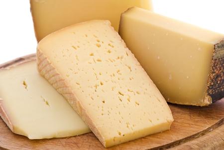 Mountain Cheese Colletion Stock Photo - 9031112