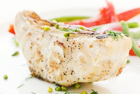 Parrot Fish Steak Stock Photo - 9034849