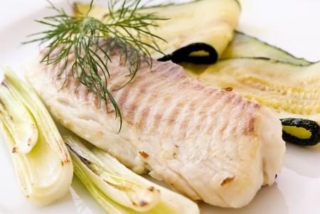 filet: Tilapiini with Vegetable