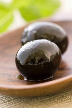 Black Olives Stock Photo - 9540123