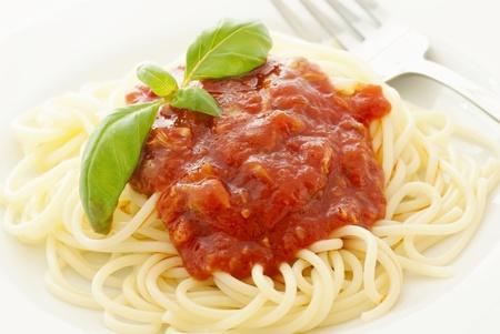 Spaghetti Napoli Stock Photo - 9540080