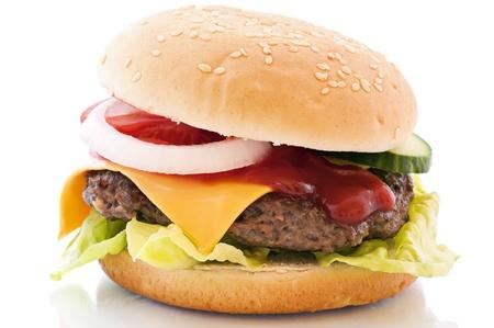 mincemeat: Cheeseburger
