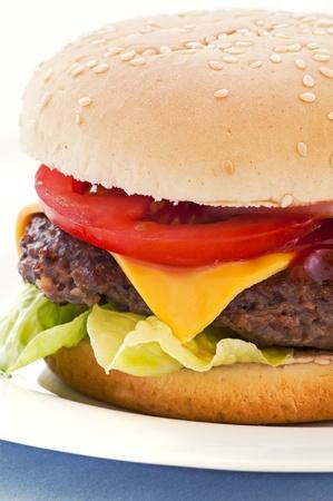 Cheeseburger Stock Photo - 9539892