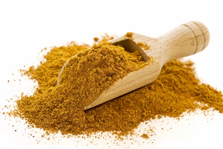 curry spices: Curry
