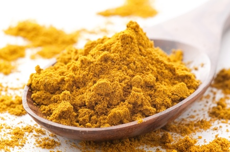 Curry Powder Stock Photo - 9641757