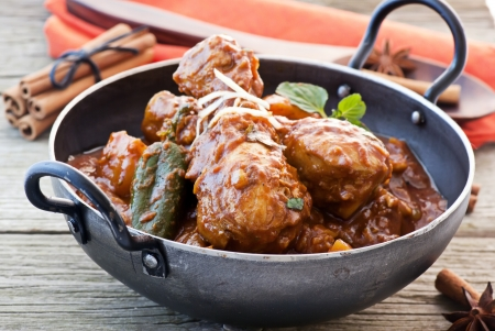 Chickem Vindaloo