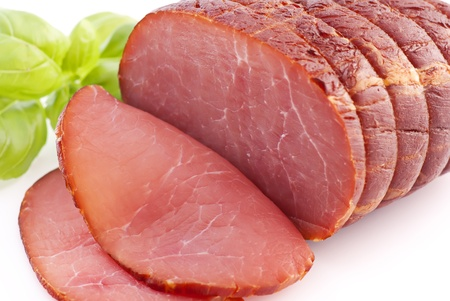 Rolled Fillet of Ham photo