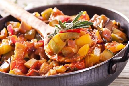 ragout: Vegetable Ragout