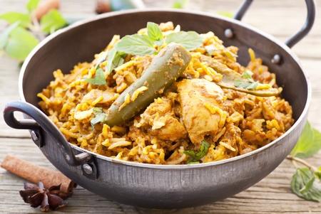 Chicken Biryani photo