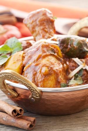 Chicken vindaloo photo