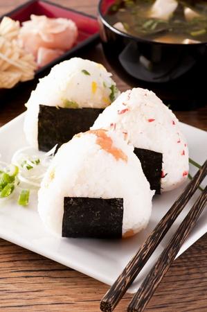 Onigiri Stock Photo - 9797003
