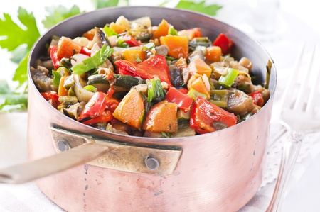 Gem�se Ratatouille