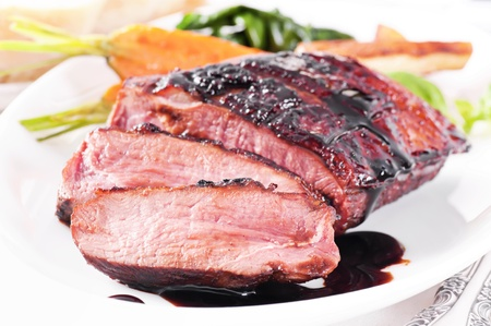 Duck breast fillet Stock Photo - 9796955