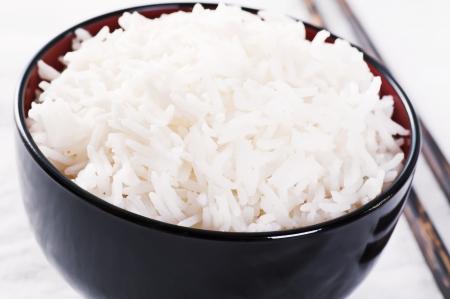 white rice: Rice