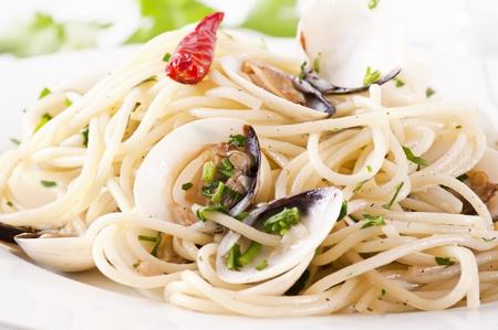 Spaghetti Vongole photo