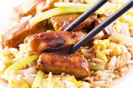 Chicken Teriyaki photo