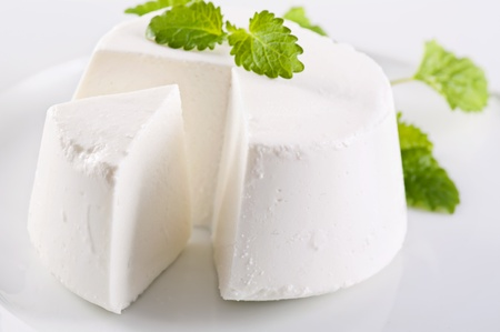 cottage cheese: Ricotta