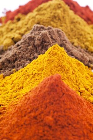 ocher: Spice Mix