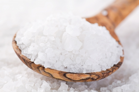 coarse: Salt Stock Photo