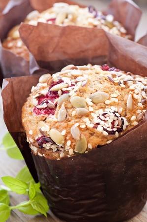 Cherry Muffin photo