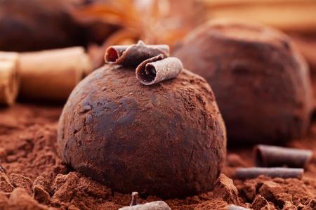 felicity: Chocolate Truffle