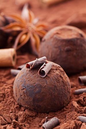 Chocolate Truffle photo