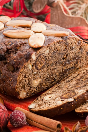 Fruit bread photo