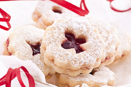 comfit: Christmas cookies