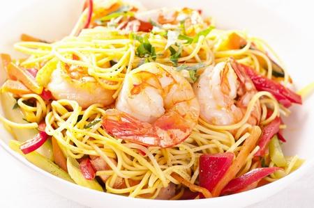 mie noodles: Fried noodles