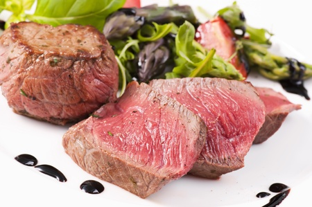 fillet: Steak