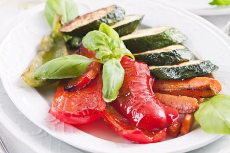 Vegetable Tapas photo