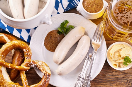 Oktoberfest breakfast photo