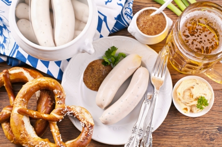 Oktoberfest breakfast Stock Photo - 10577701